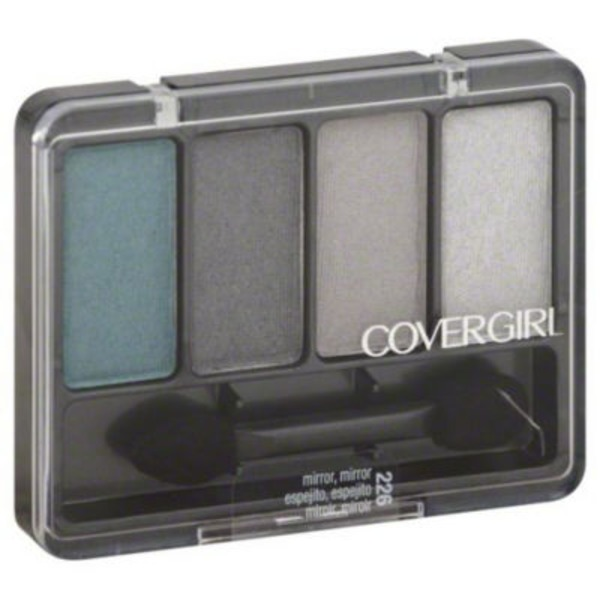 CoverGirl Eye Enhancer COVERGIRL Eye Enhancers 4-Kit Eye Shadow, Mirror Mirror .19 oz (5.5 g) Female Cosmetics