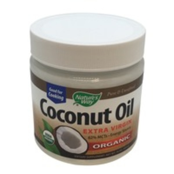 Nature's Way Organic Extra Virgin Pure Coconut Oil