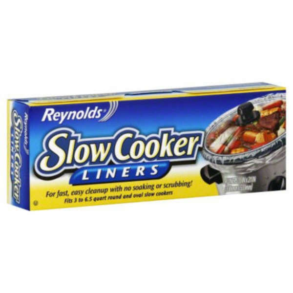 Reynolds Slow Cooker Liners Slow Cooker Liners