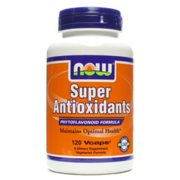 Now Super Antioxidants Vcaps