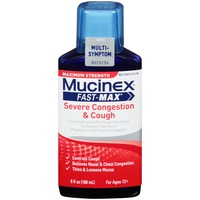 Mucinex Fast-Max Maximum Strength  Severe Congestion & Cough