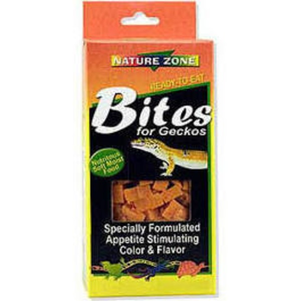 Nature Zone Bites Nutritious Soft Moist Food For Fruit-Eating Geckos