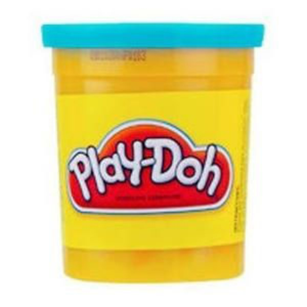 Play-Doh Bright Blue Single Can