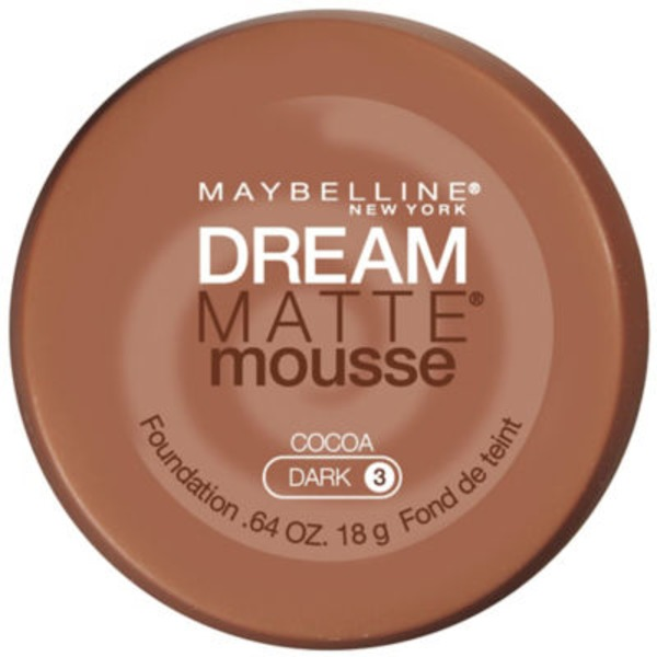 Dream Matte® Mousse Cocoa Foundation