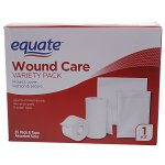 Equate Woundcare Kit, 25 Ct