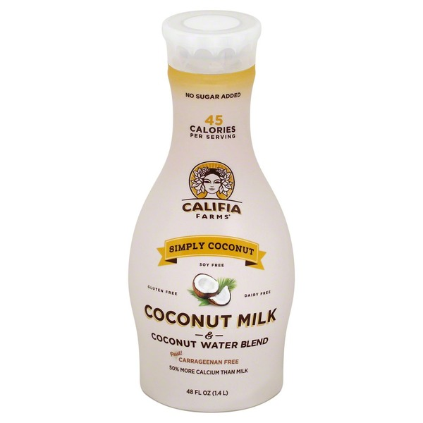 Califia Farms Coconut Milk & Coconut Water Blend