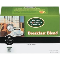 Green Mountain Coffee Breakfast Blend Light Roast K-Cups