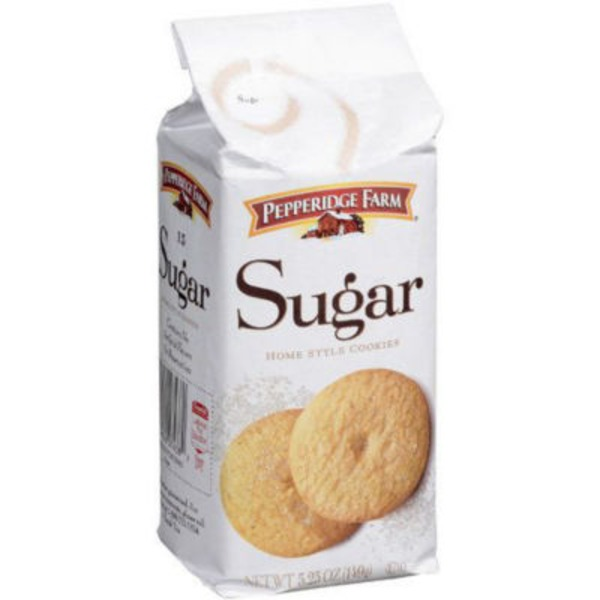 Pepperidge Farm Cookies Sweet & Simple Sugar Cookies