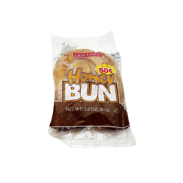 Little Debbie Honey Bun