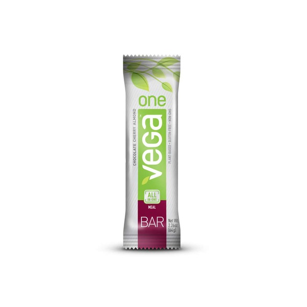 Vega One Chocolate Cherry Almond Meal Bar