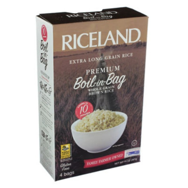 Riceland Boil-In-Bag Brown Rice