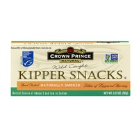 Crown Prince Natural Kipper Snacks Smoked