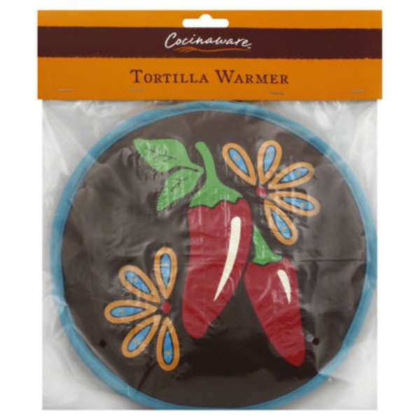 Cocinaware Pepper Tortilla Warmer