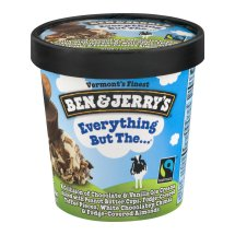 Ben & Jerry's Everything But The... 2 Twisted Ice Cream, 1 pint
