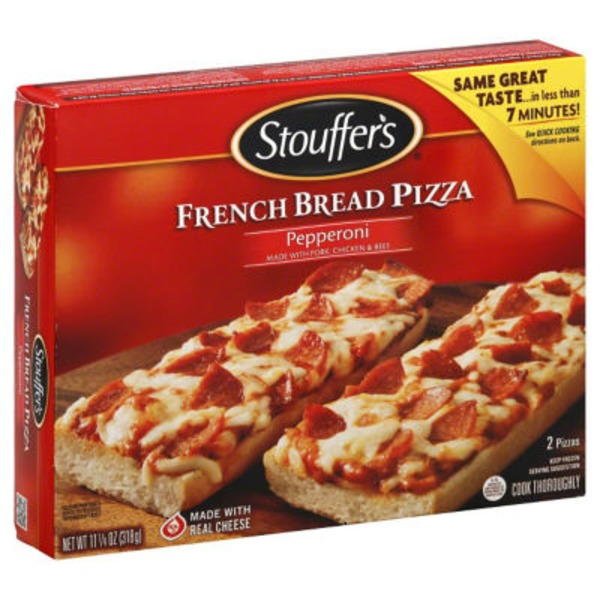 Stouffer's French Bread Pizza Pepperoni French Bread Pizza