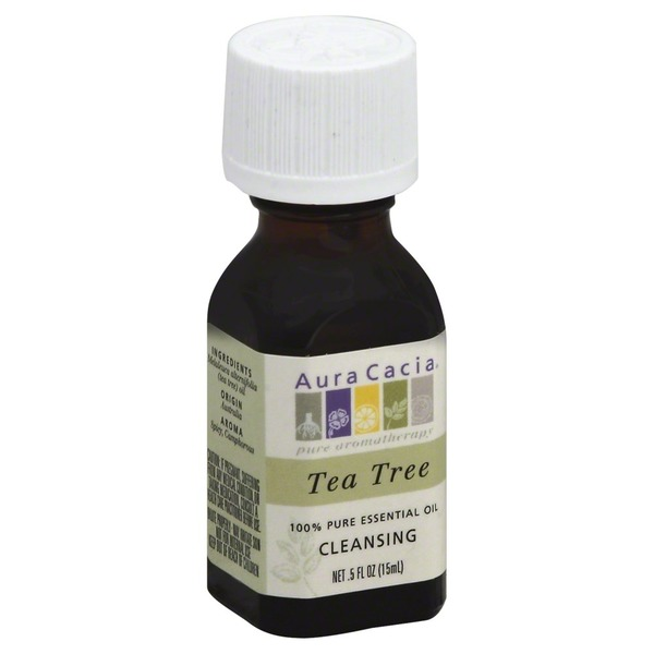 Aura Cacia Tea Tree 100% Pure Essential Oil