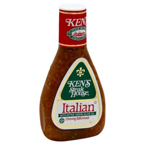 Ken's Steakhouse Italian Dressing & Marinade