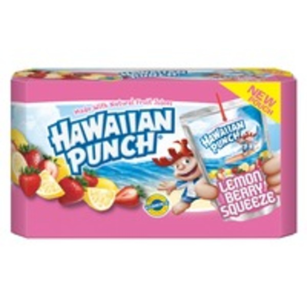 Hawaiian Punch Lemon Berry Squeeze Regular Juice Drink