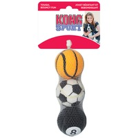 Kong Co. Small Sport Balls 3 Pack