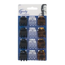 Goody Classics Claw Clips - 12 CT