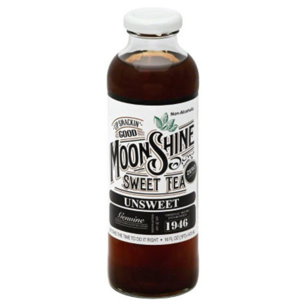 Moonshine Unsweet Sweet Tea