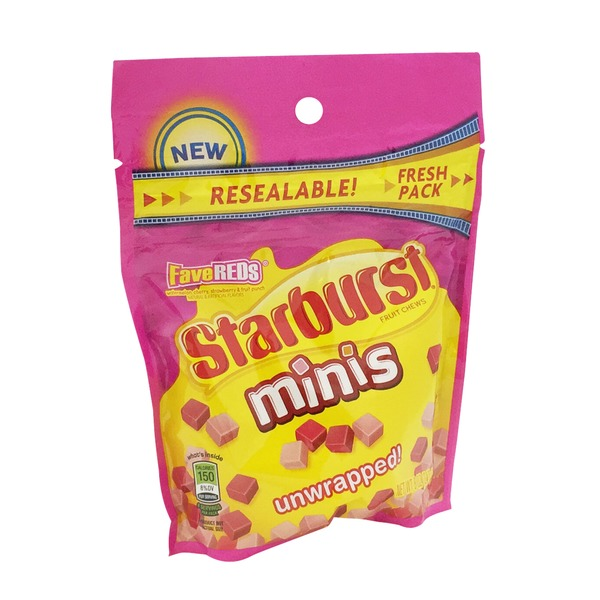 Starburst Cherry Chewy Candy