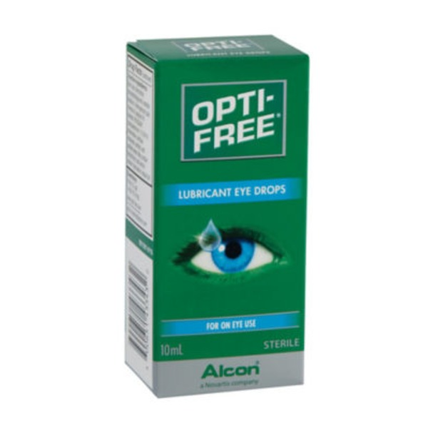 Opti-Free Lubricating Eye Drops