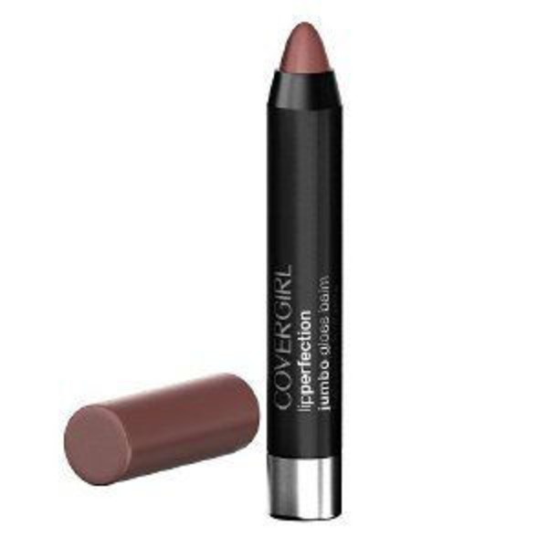 CoverGirl Colorlicious COVERGIRL Colorlicious Jumbo Gloss Balm Sheers, Cocoa Twist .13 oz (3.8 g) Female Cosmetics