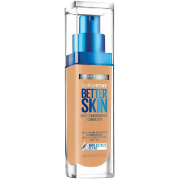 "Superstayâ""¢ Riche Tan Better Skin Foundation"