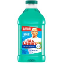 Mr. Clean Multi-Surface Cleaner Meadows & Rain with Febreze Freshness, 48 oz.