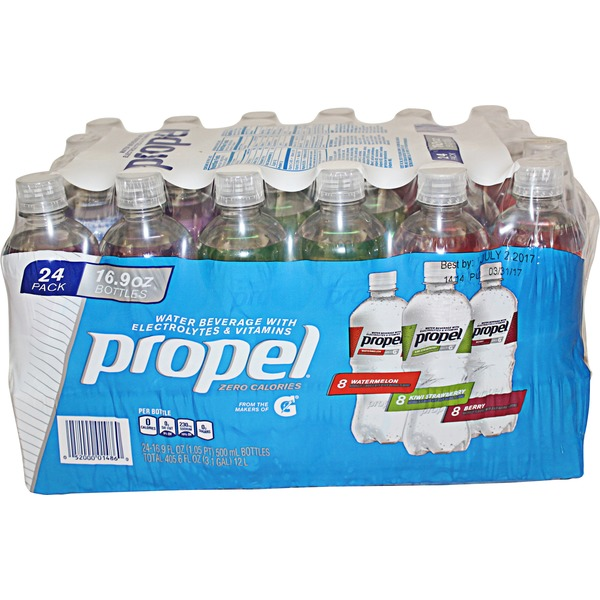 Costco Propel Variety Pack Water Beverage Delivery Online in