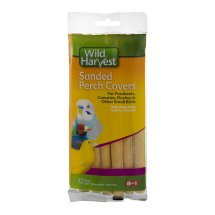 Wild Harvest Sanded Perch Covers, 6.0 CT