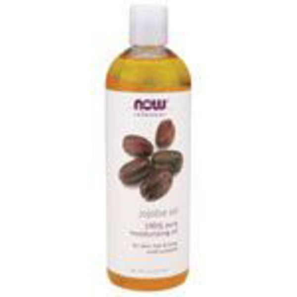 Now Certified Organic 100% Pure Jojoba Oil