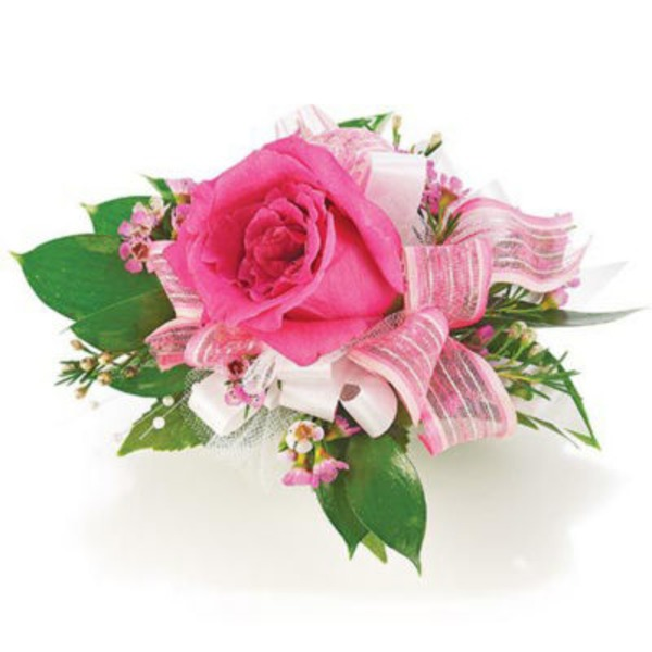 Floral Single Rose Corsage Designer