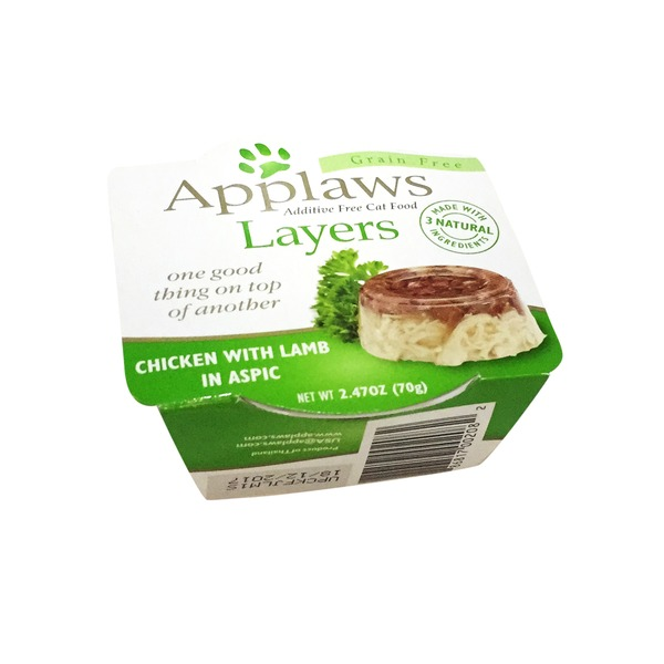 Applaws Chicken With Lamb in Aspic Cat Food