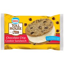 NESTLE TOLL HOUSE Chocolate Chip Cookie Sandwich 6 fl. oz. Pack