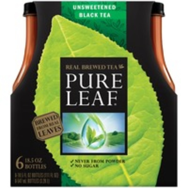 Pure Leaf Real Brewed Unsweetened Iced Tea