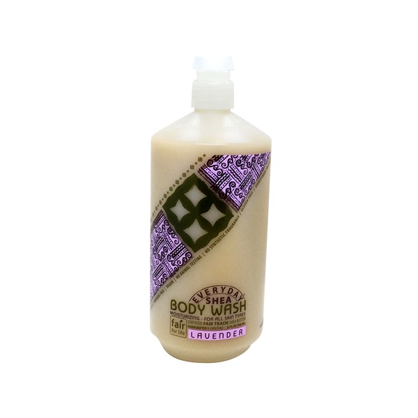 Everyday Shea Moisturizing Lavender Body Wash
