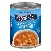 Progresso™ Traditional Creamy Tomato with Penne Soup 18.5 oz Pull-Top Can, 18.5 OZ