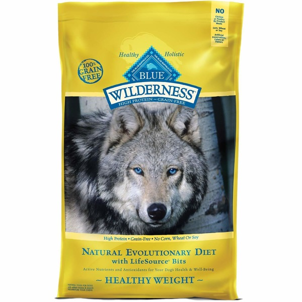 The Blue Buffalo Co Wilderness High Protein Grain-Free Natural Evolutionary Diet Dog Food