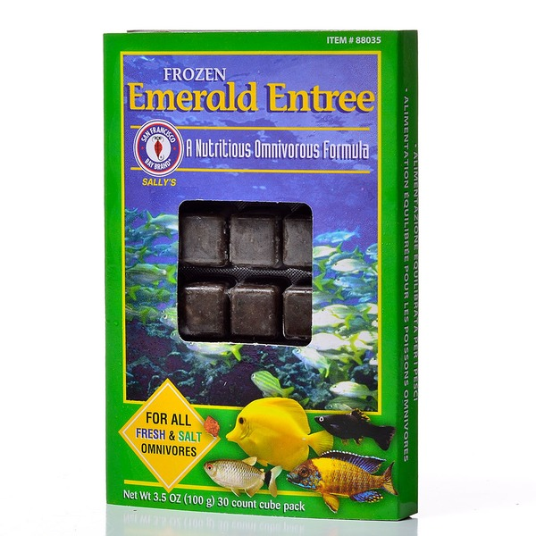 San Francisco Bay Coffee Frozen Emerald Entree Cubes