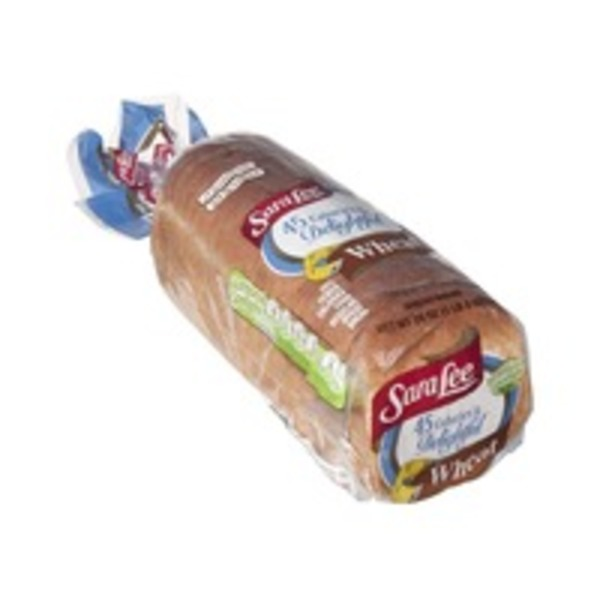 Sara Lee Delightful 45 Calories Wheat Bread