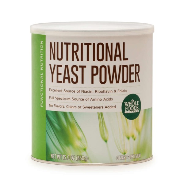 Whole Foods Market Nutritional Yeast Powder