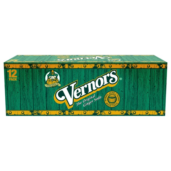 Vernors The Original Ginger Soda