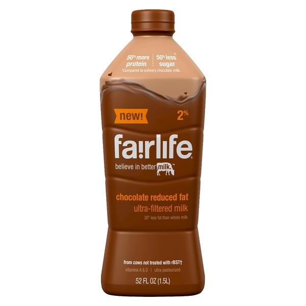 Fairlife 2% Chocolate Milk
