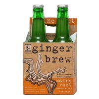 Maine Root Ginger Brew, Caffeine Free