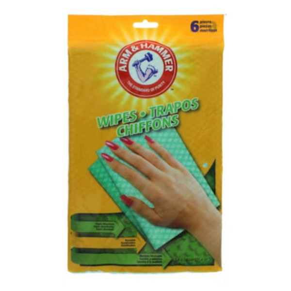 Arm & Hammer Reusable Wipes
