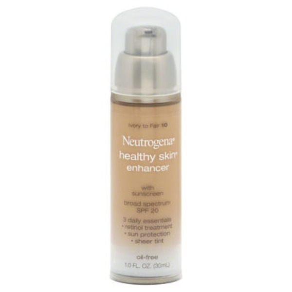 Neutrogena® Enhancer Ivory to Fair 10 Healthy Skin
