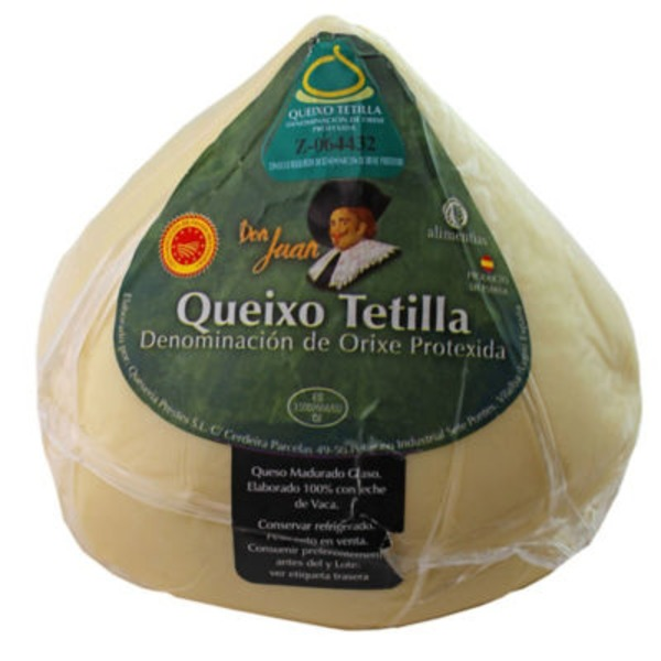 Forlasa Tetilla Spanish Cheese