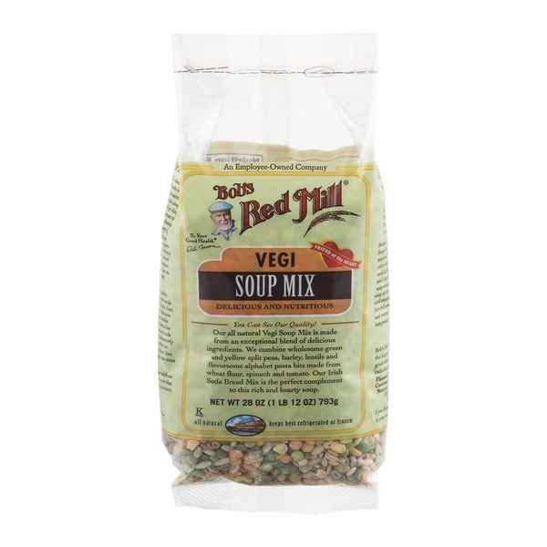 Bob's Red Mill Vegetarian Soup Mix